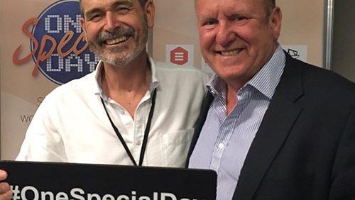 Ian Livingstone backs One Special Day