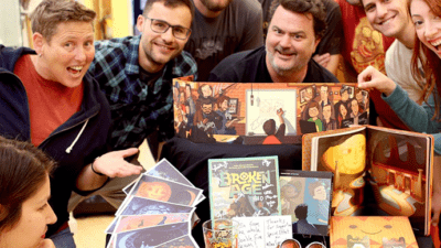 Tim Schafer's auction bonanza for One Special Day