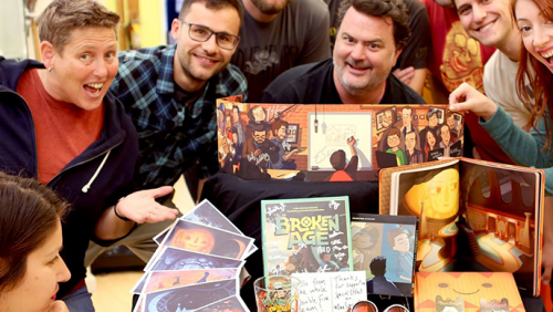 Tim Schafer's auction bonanza for One Special Day 17