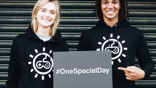 One Special Day 2017 Hoodie available now!