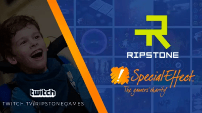 Ripstone reveal One Special Day involvement