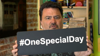 Tim Schafer backs One Special Day