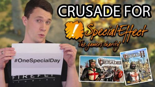 FireFly Studios' One Special Day support