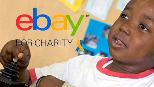 Use eBay For Charity during OSD week
