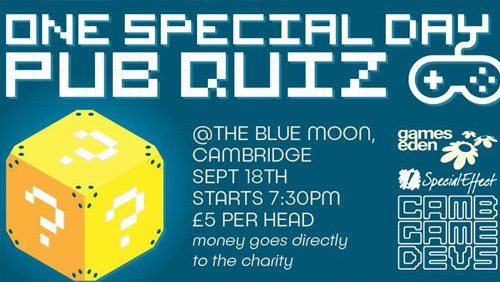 One Special Cambridge Quiz!