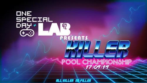 Games Devs Cueing up for Lab42 Killer Pool