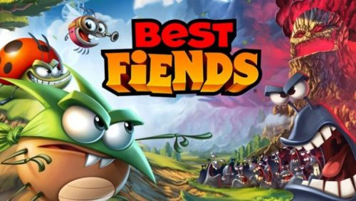 Best Fiends are best of friends for One Special Day, Seriously!