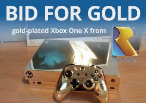 Bid for Gold