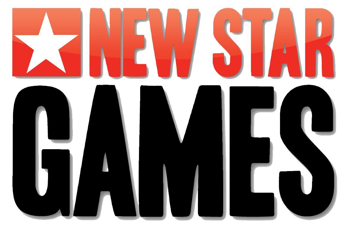 New Star Games Logo