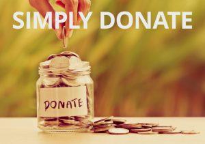 Simply donate