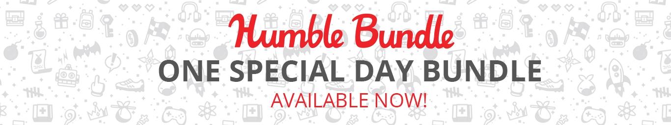 Humble Bundle Available