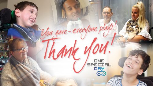 One Special Day 2019 raises £455,000