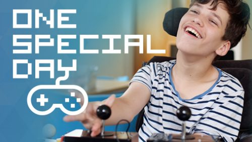 SpecialEffect launches most important One Special Day fundraiser yet