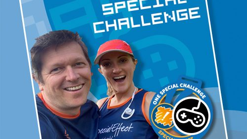 Sign up for One Special Challenge!