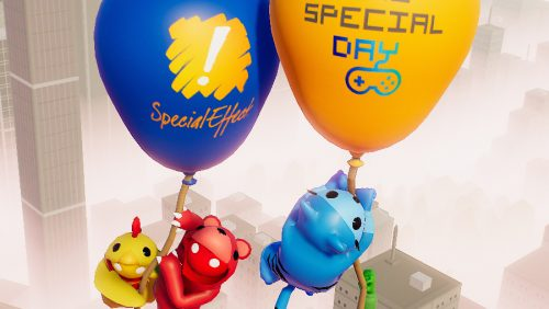 Boneloaf brings Gang Beasts to One Special Day
