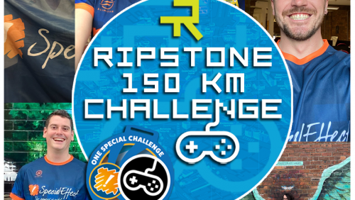 Ripstone's 150km One Special Challenge