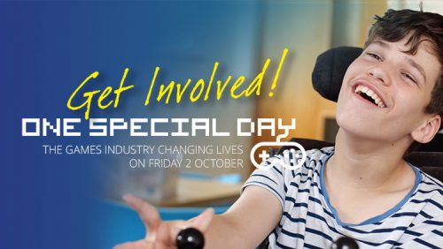 How YOU can get involved in One Special Day