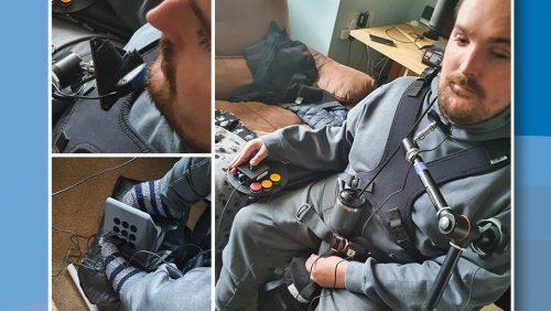 Custom setup reignites Tom's gaming passion