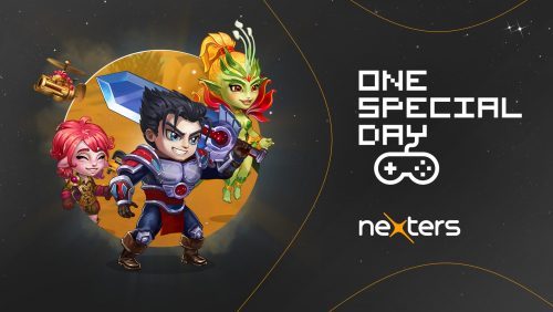 Nexters is back to participate in One Special Day for the second time