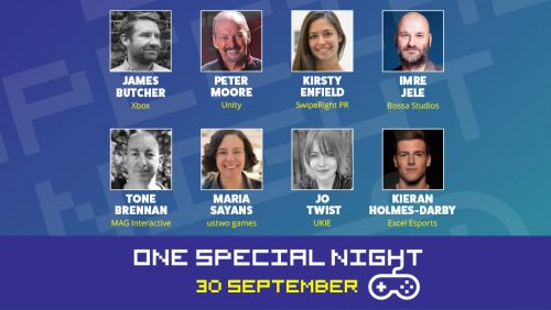 Stellar speaker lineup for One Special Night